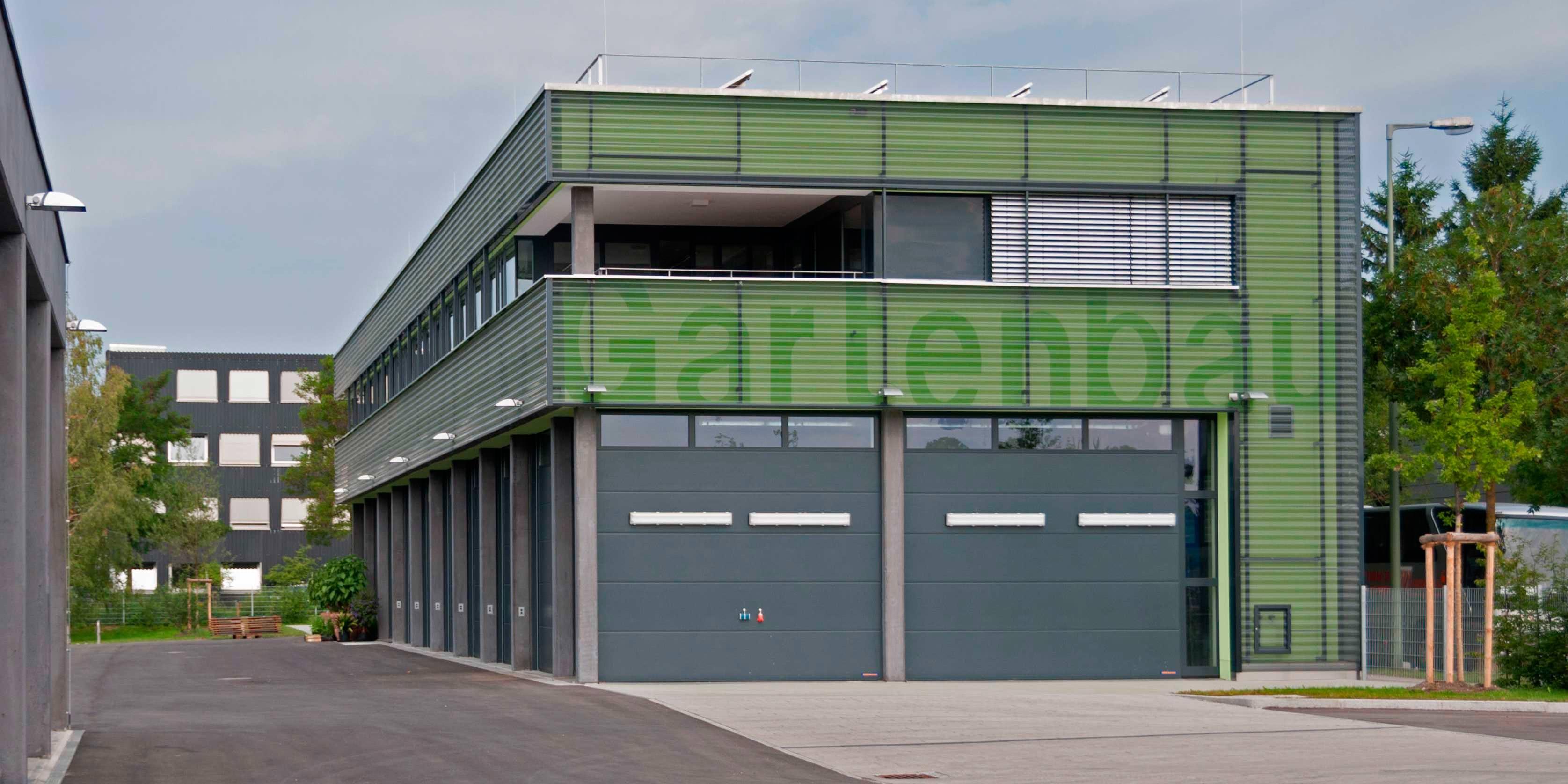Gartenbaust tzpunkt lindberghstra e for 03 architekten